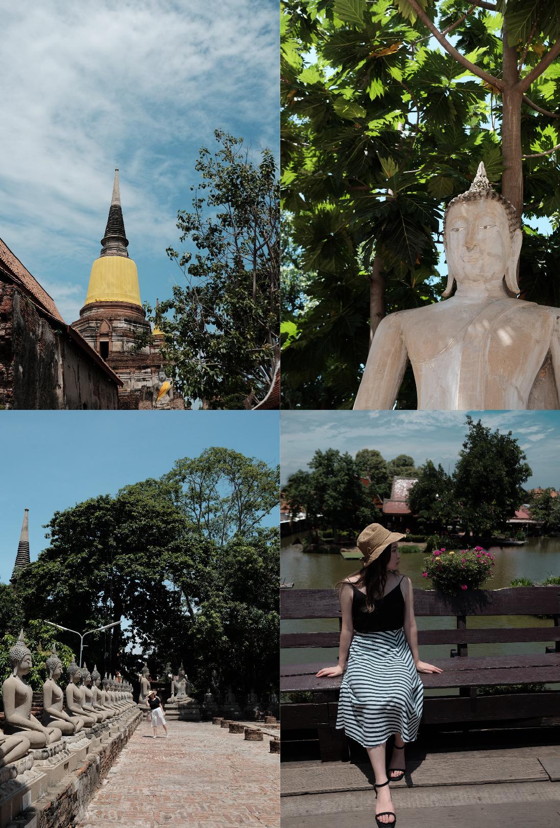 泰國 大城 Ayutthaya,