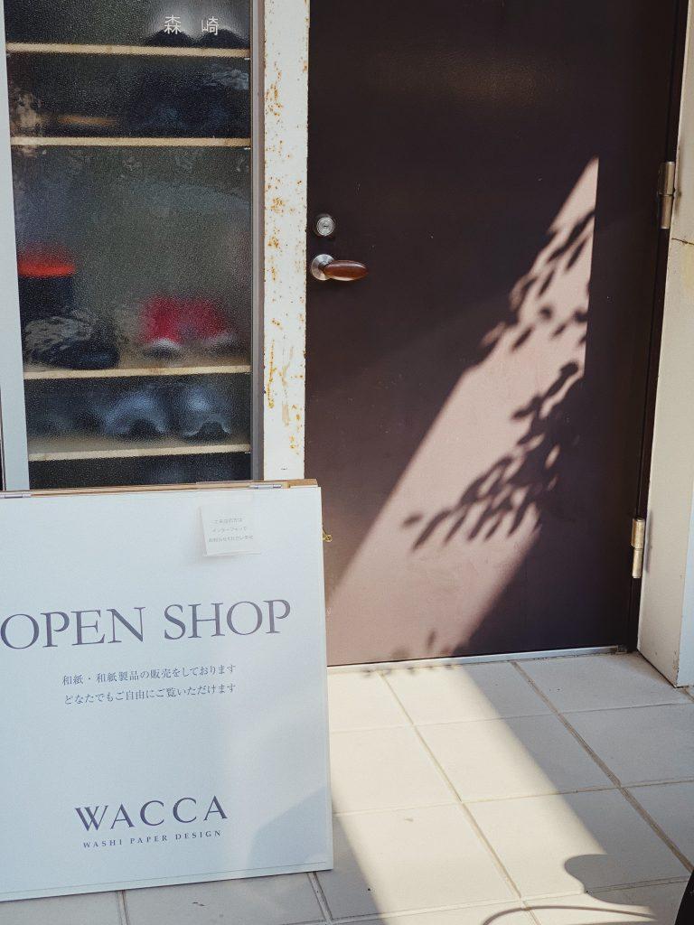 WACCA 日本和紙文具店