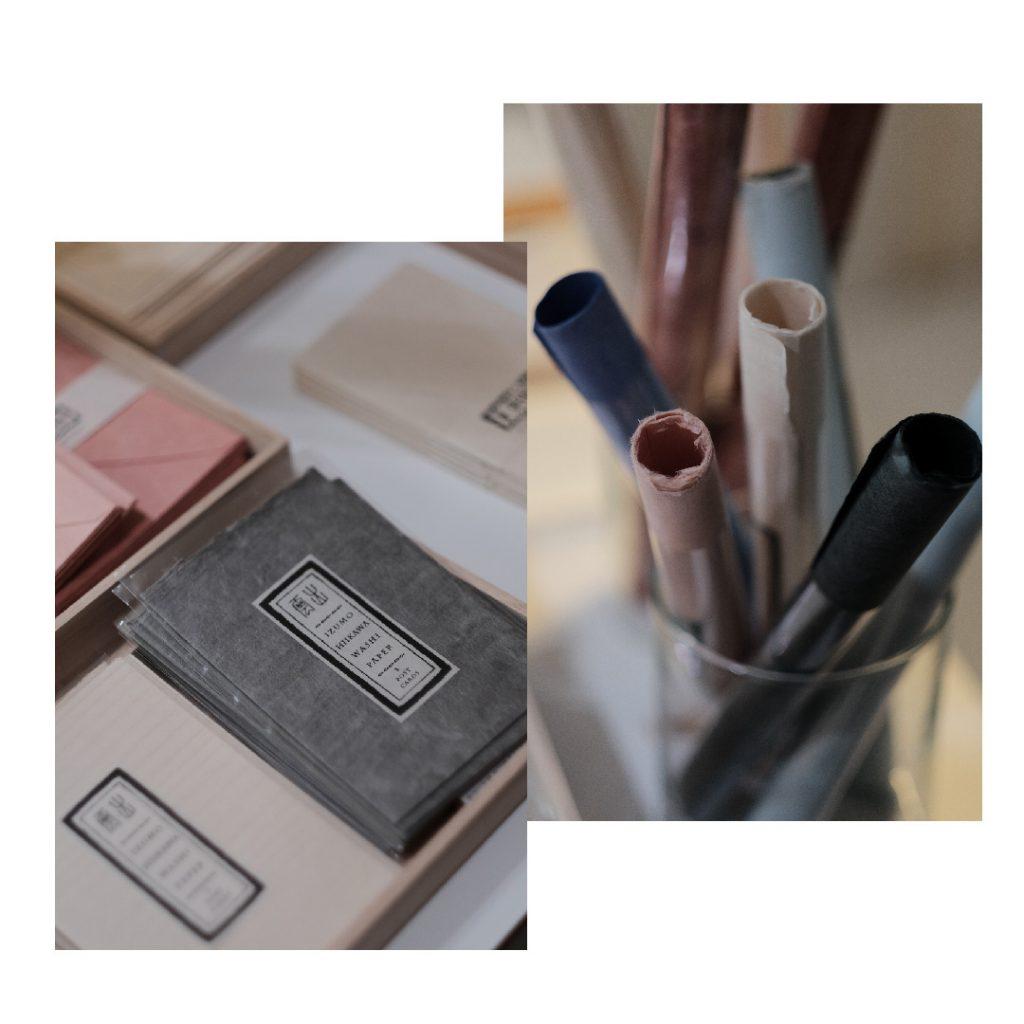日本和紙文具店_handmade_paper shop
