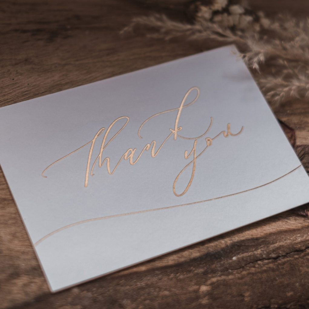 fine art wedding_thank you card