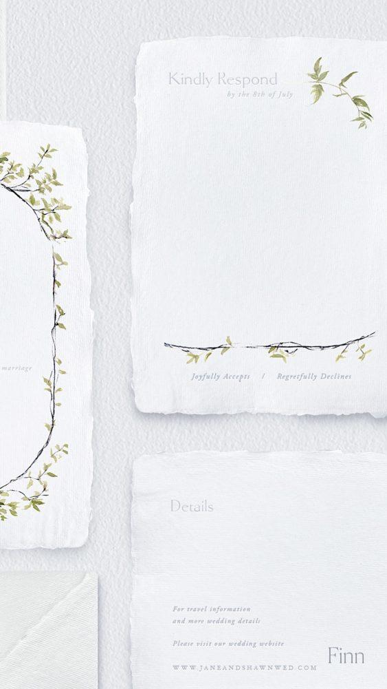 Green-wedding-invitation-suiteFinn