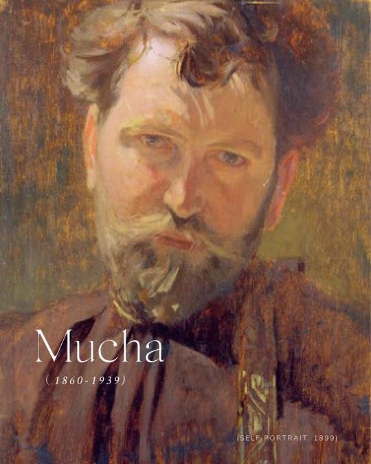 Mucha artist